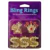 Bling Rings Dollar Signs